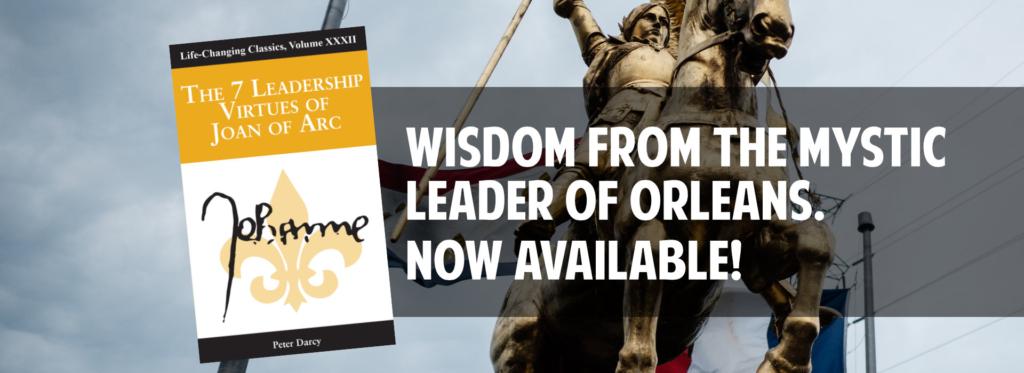Joan of Arc Leadership Book